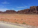 Wadi Rum deser