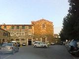 Il prospetto principale di San Francesco