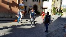 APERTURA DELEL CACCE ARCIERI E CAPITANO