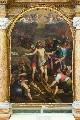 Ventura Salimbeni-Inchiodamento di Gesù sulla croce 1604 d