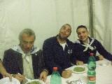 Cena dopo la vittoria