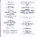 Programma inaugurazione Chiesa