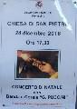 NATALE 2016-CONCERTO BANDA E CORALE PUCCINI
