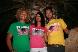 T-SHIRT AMBRA NIGHT